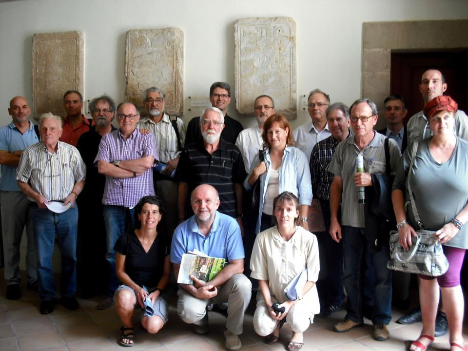 Trobada d'entitats de la Segarra històrica
